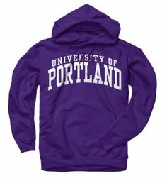 Portland Pilots Purple Arch Hooded Sweatshirt by New Agenda. $29.99. Arch Hooded Sweatshirt. Screen print graphics. Drawstring hood. Front pouch pocket. Rib knit cuffs and waist. Comfort, style and school spirit all wrapped into one fine piece of Pilots apparel! This Portland Pilots Purple Arch Hooded Sweatshirt features a screen print graphic of your team's wordmark to make sure you stand out as the Portland Pilots number one fan. Sweatshirt features front pocke...