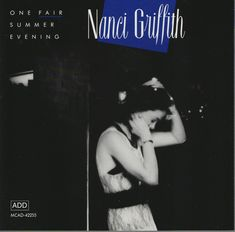 One Fair Summer Evening by Nanci Griffith (CD, Oct-1990, MCA) #SingerSongwriter