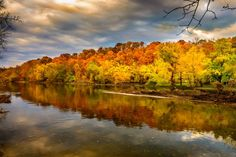 Fall at the park Photo by Viet Dao -- National Geographic Your Shot