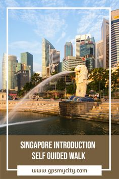 This self-guided tour takes you through some of the most popular tourist attractions of Singapore, the majority of which are located along the Singapore River. The GPS navigation function will guide you to the chosen destination. #SingaporeMustSee #SingaporeSelfGuided #SingaporeWalkingTour #SingaporeAttractions #SingaporeWalk #GPSmyCity Tour Around The World, Travel Around The World, Around The Worlds, Asia Travel, Solo Travel, Travel Tips, Singapore Attractions, Gps Navigation, Walking Tour