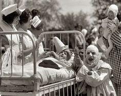 Children's Hospital Circus, 1923