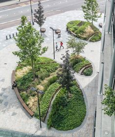 Riverlight by Gillespies « Landscape Architecture Works | Landezine