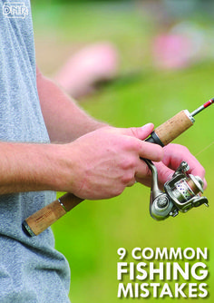 9 common fishing mistakes and how to fix them | Iowa DNR