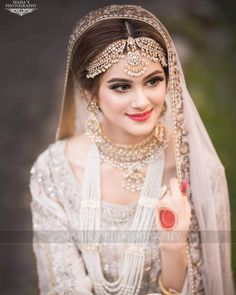 Latest Collection of Pakistani Bridal Dresses 2019 Pakistani Bridal Makeup, Bridal Mehndi Dresses, Bridal Dress Design, Pakistani Wedding Dresses, Bridal Outfits, Nikkah Dress, Pakistani Jewelry, Shadi Dresses, Pakistani Clothing