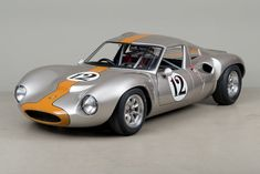1967 Ginetta G12 VIN: G12-15 Restored and track ready FIA Historic Technical Passport 1.6 liter Lotus Twin-Cam Straight Four engine Less than 3 race hours on built motor Includes set of extra wheels/tires, springs, gears, control arms, air filter, starter, slave cylinder, gaskets, ect. Tubular space frame Designed to go head-to-head with racecars like Shelby …