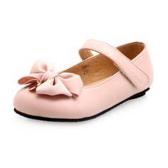 Flowergirl shoe