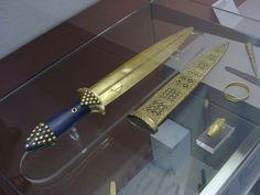 Sumerian daggers, ca. 2200 B.C. British Museum