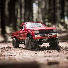 Toyota Hilux Mojave - RC-Twister