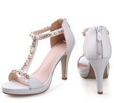 63097eb32e Forbidden Heels offers a wide range of petite sized wedding heels for ladies  with small size