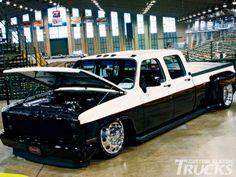 Custom Crew Cab Chevy