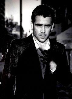 Colin Farrell #celebrities