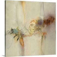 Canvas On Demand 'Sonata I' by Sarah Stockstill Painting Print on Canvas Size: