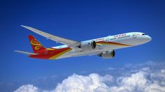 First 787-9 For Hainan Airlines