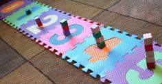 One to One Correspondence Number Activities for Preschoolers