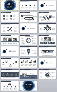 Business Professional Powerpoint Templates  Keynote Template
