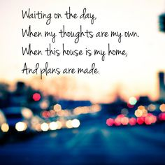 John Mayer - Waiting on the Day