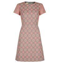 Pink NW3 Needlework Dress   Casual Dresses   Dresses   Hobbs