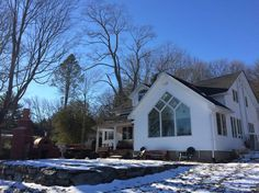 Entire home/apt in West Milford, US. Our beautiful lakefront house is  perfect for a weekend getaway with family and friends, for couples, and for solo adventurers. It is located in a quiet neighborhood and has many acres of land with a hiking path through the woods. Dock by the lake...