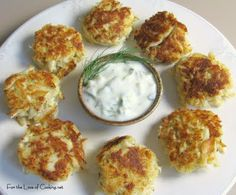 For the Love of Cooking » Crab Cakes