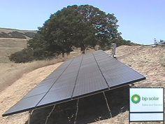 solar powered grow room