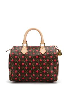 0aace5c55dc Limited Edition Monogram Cerises Speedy 25 by Louis Vuitton at Gilt