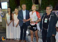 Spartathlon 2017 winner - Sorokin Aleksandr