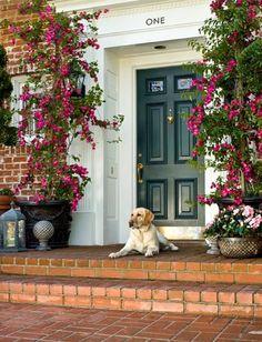 bejárati ajtó ötletek#front door color ideas 10