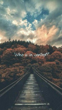 Who is in control? Halsey - Control