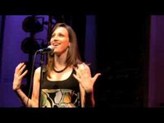 """Natalie Weiss singing """"Spark of Creation"""" from Children of Eden. The riff at the end sends chills down my back."""