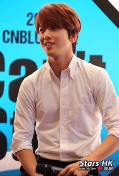 "CNBLUE @ CNBLUE LIVE ""Can't Stop"" in Hongkong Press Conference"