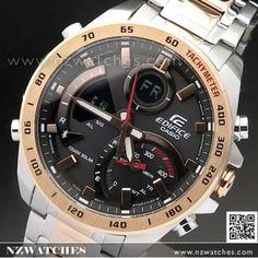 Casio Edifice, Casio Watch, Watches For Men, Bluetooth, Solar, Men's Watches