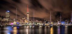 Auckland City by 10stopphotography