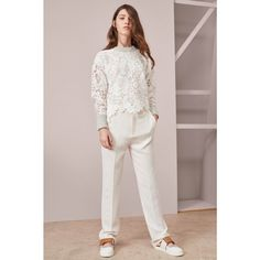 Image result for lace sweater