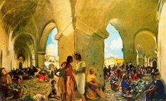 The Athenaeum - El Mercat de Vilanova (Joaquin Mir Trinxet - )