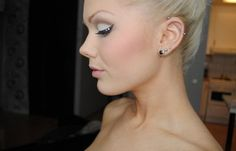 Linda Hallberg - industrial #piercing