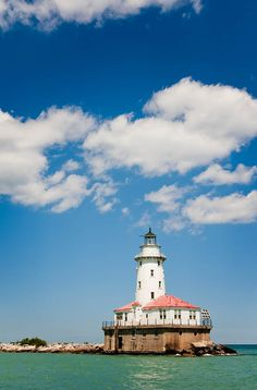 ✮ Lake Michigan Lighthouse