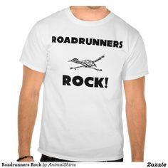 Roadrunners Rock Shirts