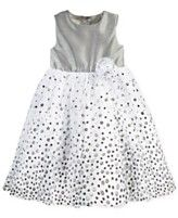 Marmellata Little Girls' Glitter Dress