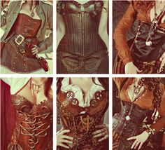 Look Feel Hot in a New Sexy Corset or Bustier - Sexy women in sexy Lingerie Steampunk Corset, Steampunk Cosplay, Steampunk Clothing, Steampunk Fashion, Renaissance Costume, Fandom Fashion, Sexy Corset, Style Me, Sexy Women
