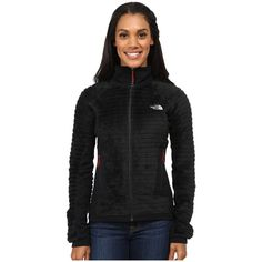 The North Face Radium Hi-Loft Jacket Women's Coat ($170) ❤ liked on Polyvore featuring outerwear, coats, lightweight coat, the north face® coats and the north face