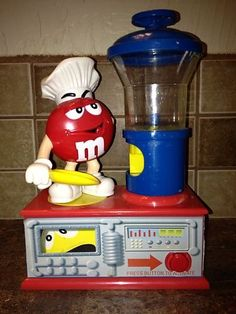 Image detail for -search tweet m m s factory candy dispenser for sale