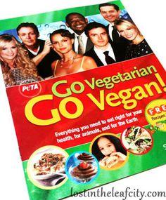 Free Vegetarian/Vegan Starter Kit