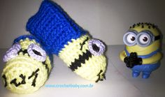 1000+ images about CROCHET - minions on Pinterest ...