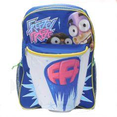 Fanboy and Chum Chum Backpack Children Kids School
