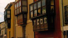Fotos de: Zamora - Temático -  Balcones - Balconadas con encanto