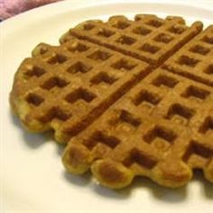 Banana Teff Waffles (Gluten-Free and Soy-Free) - Allrecipes.com