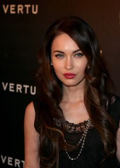 Megan Fox: Vertu Launch Party With Clive Owen!: Photo Megan Fox attends a launch party for Vertu on Tuesday (November at the Volkhonka Fine Art Center in Moscow, Russia. The actress met up with Clive… Megan Fox Hair Color, Rapunzel, Megan Fox Tumblr, Megan Fox Eyebrows, Hair Transplant Women, Megan Fox Pictures, Eye Makeup, Hair Makeup, Megan Denise Fox