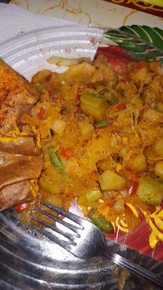 Spicy hot! Vegan stir-fry with sweet potato
