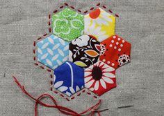 Katie Pincushion Take Two by so happy!, via Flickr