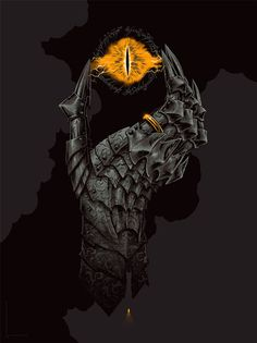 Posters: Hand of Sauron